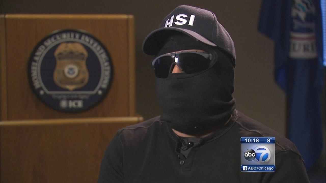 Undercover Agent X takes on drug cartels