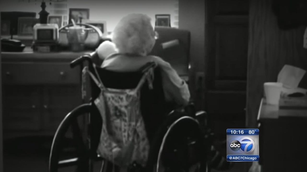 I-Team: Illinois nursing homes unseen by cameras