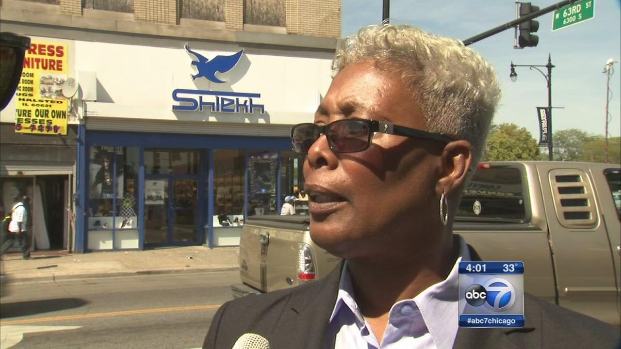 Chicago Ald. JoAnn Thompson dies