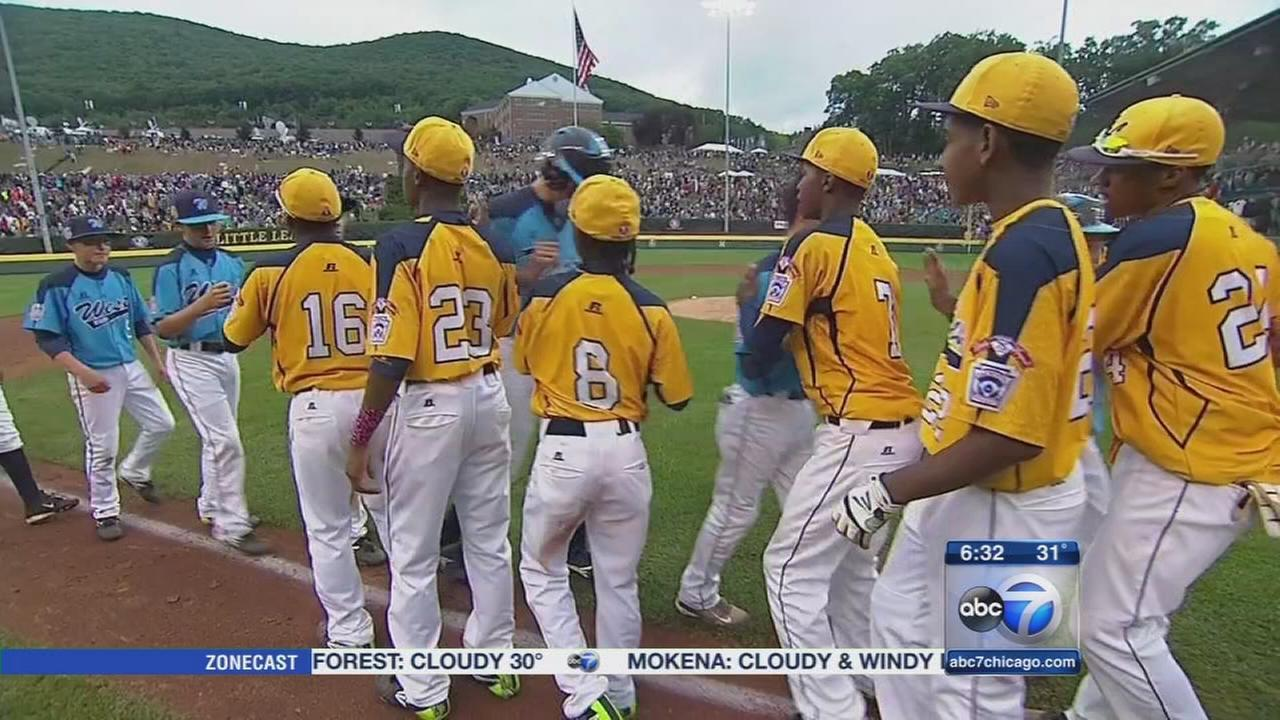 Jackie Robinson West to hear Little League findings