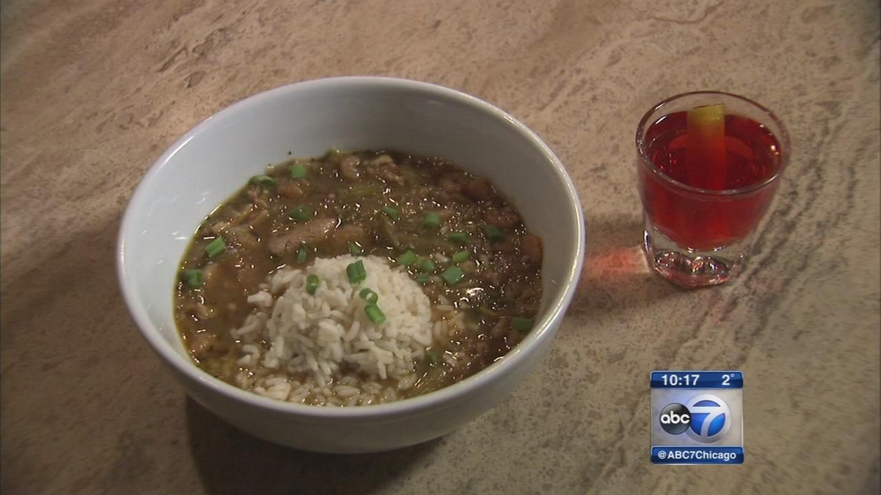 Gumbo a Fat Tuesday treat at Chicago eateries