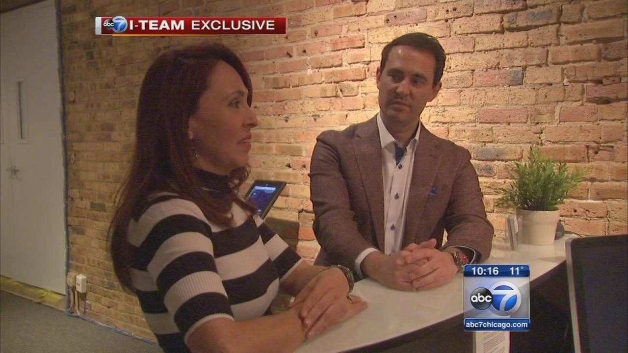 Uber security: Exclusive I-Team tour