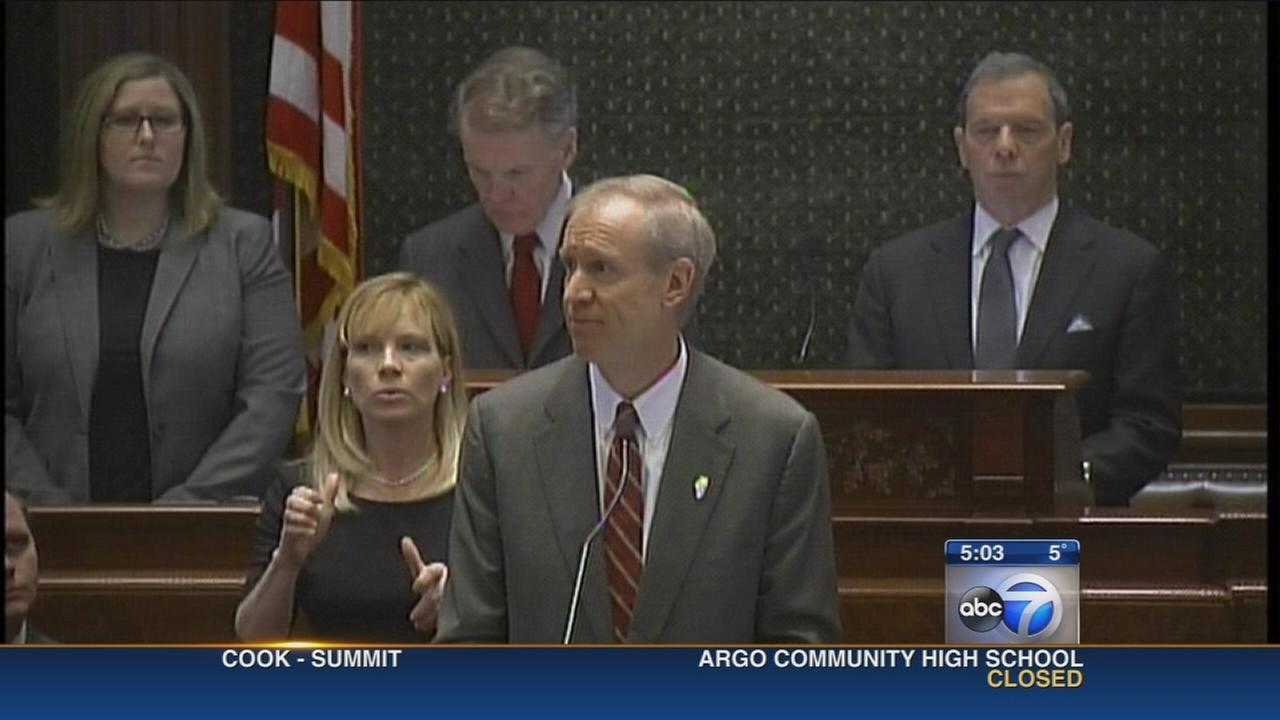 Mayoral candidates blast Rauner?s proposed budget cuts