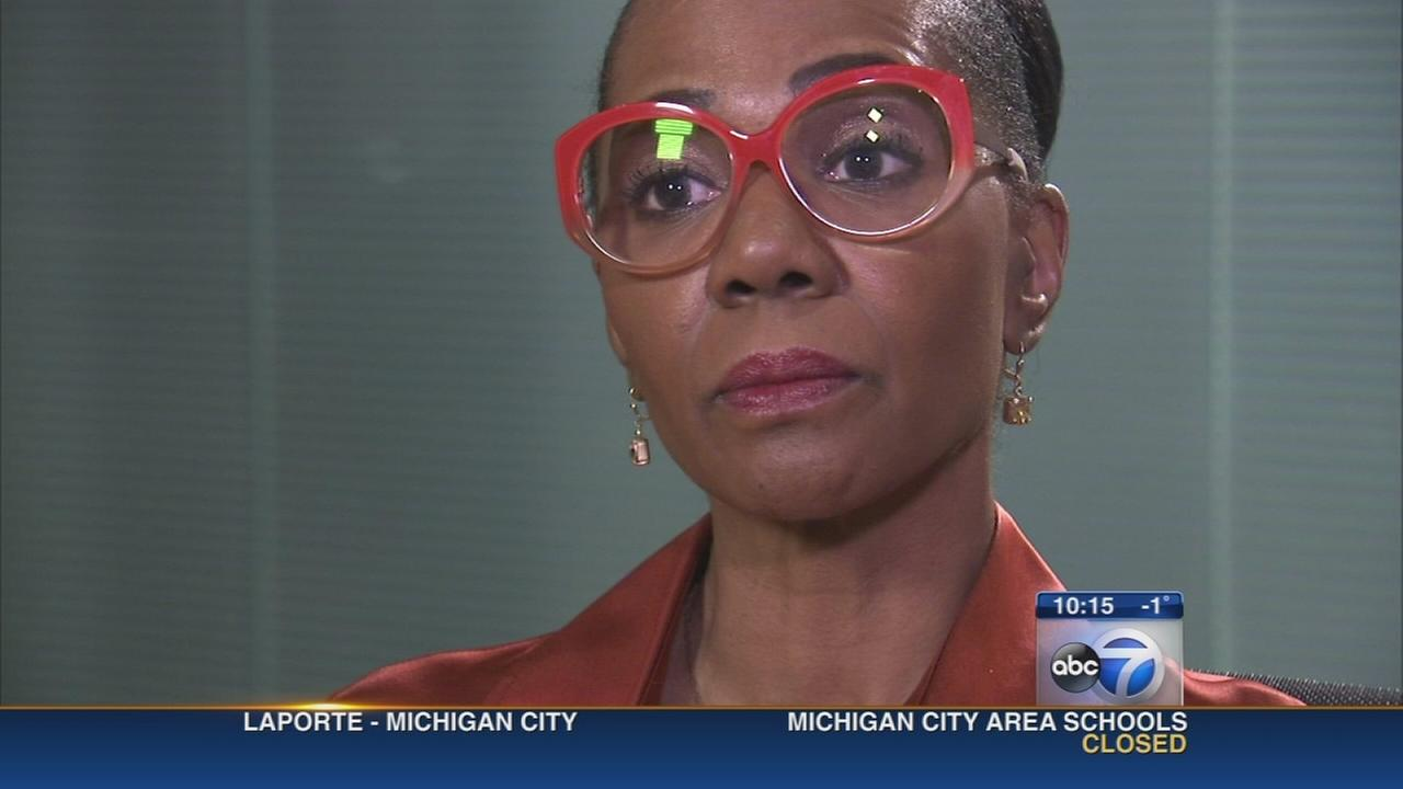 Regina Rice defends herself against allegations