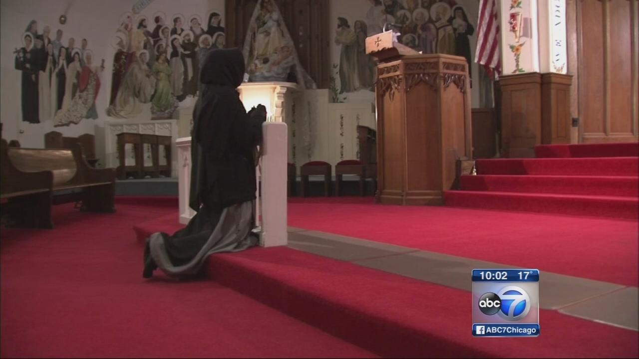Community answers nuns prayers after boilers break