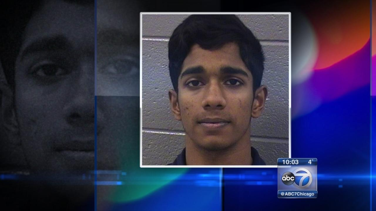 UIC student charged in sex assault