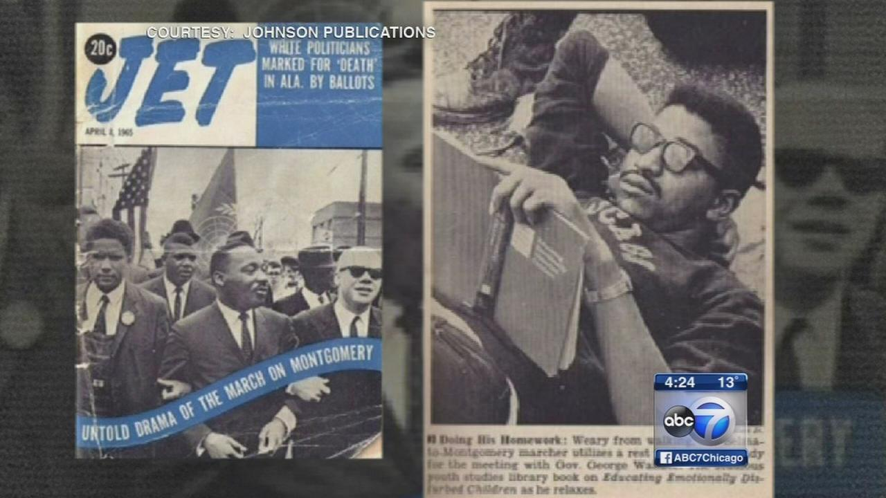 Local man reflects on Selma, Ala. civil rights march