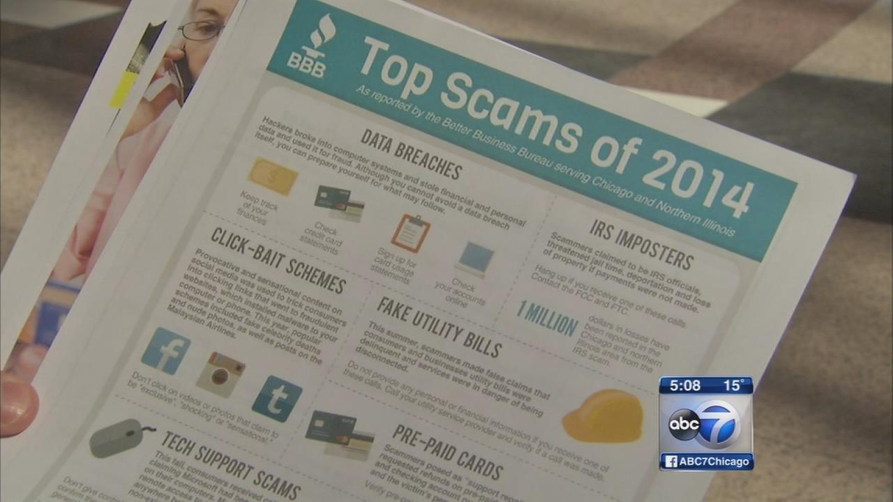 Consumer groups warn of most popular scams