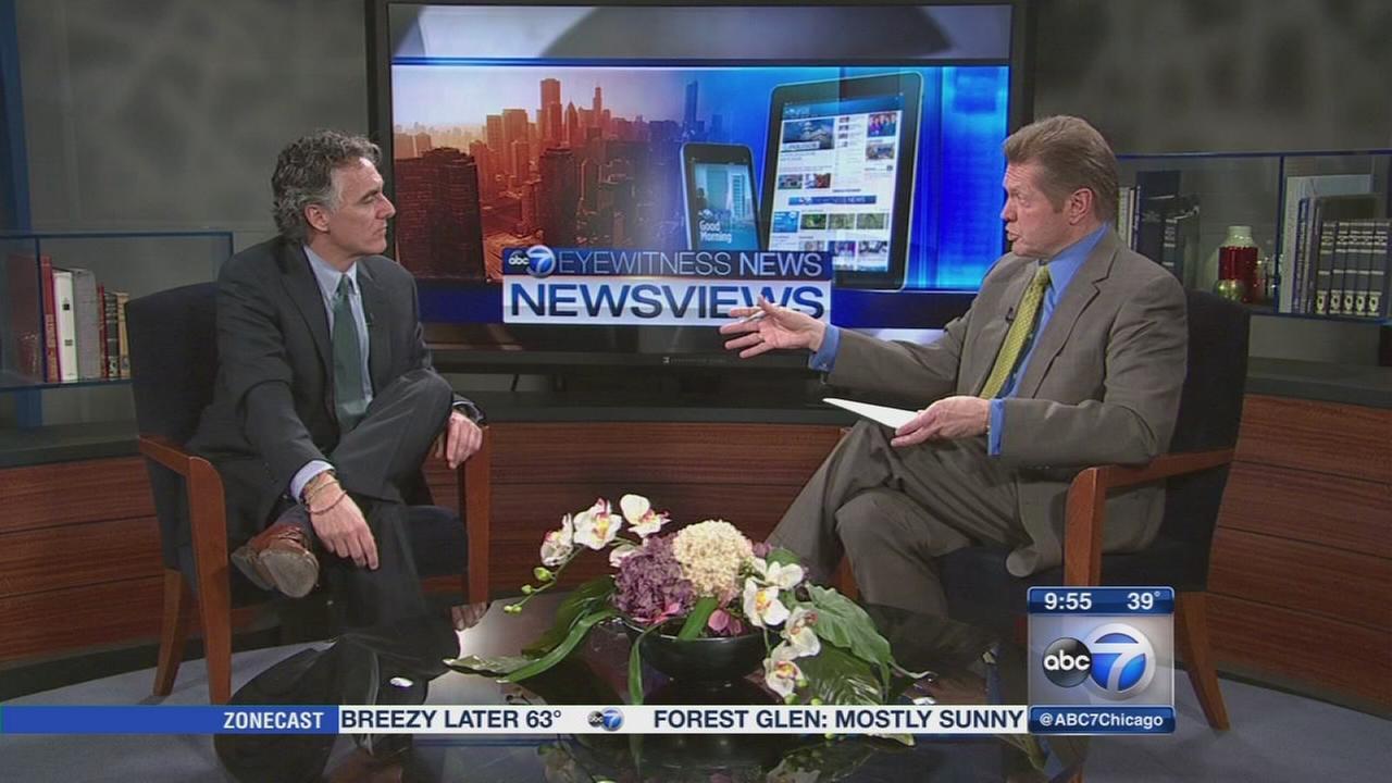 Newsviews: Cook County Sheriff Tom Dart