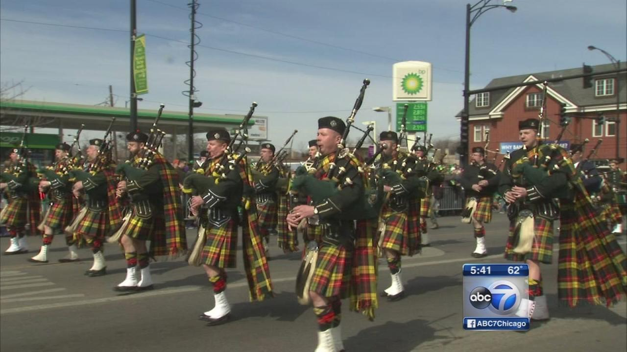 South Side Irish Parade continues St. Patricks Day festivities