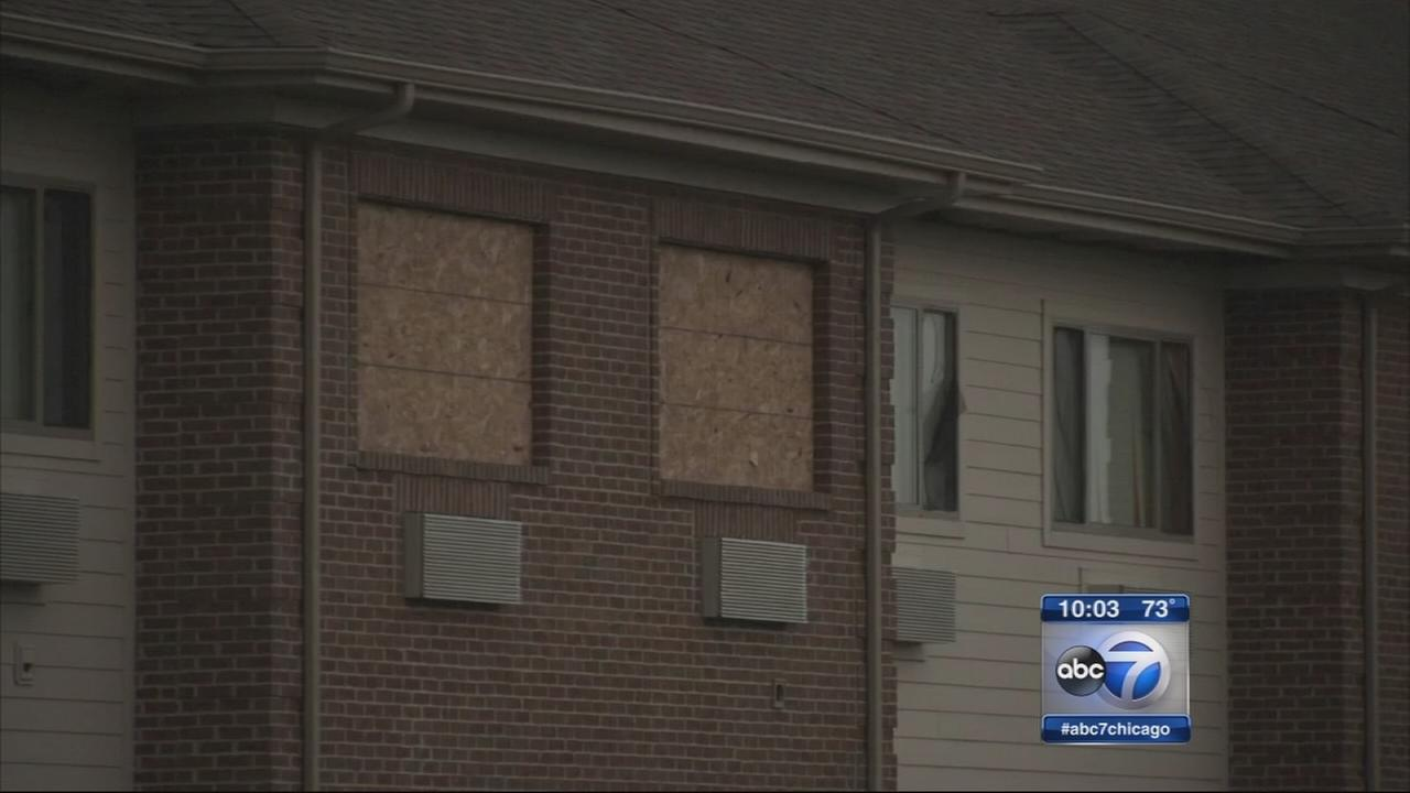 NW Indiana cleans up from Sunday night storm