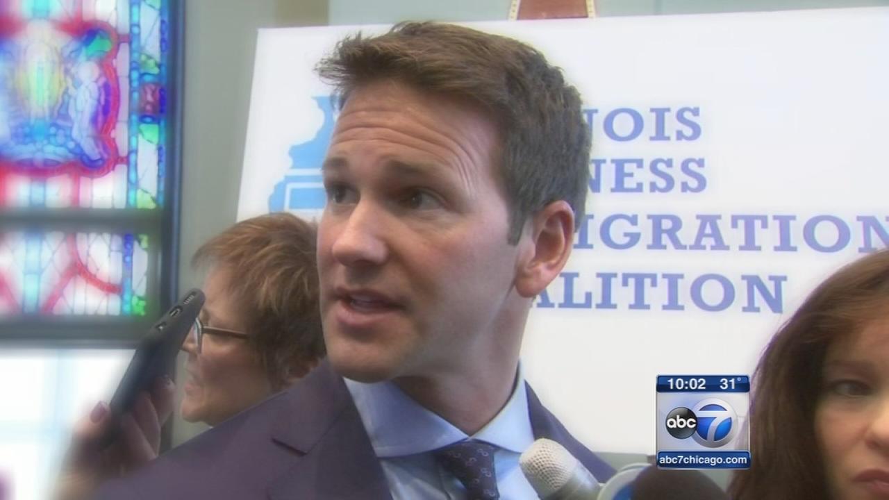 Congressman Aaron Schock resigns