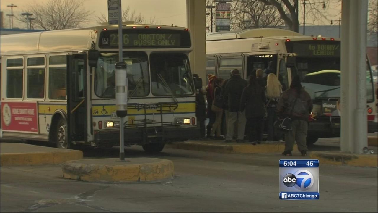 Public transit funding cuts proposed