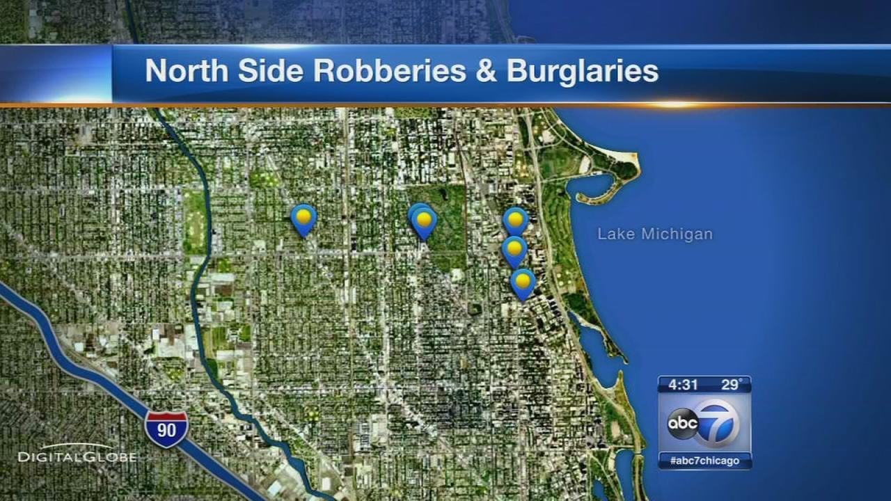 3 North Side convenience stores robbed in 27 minutes