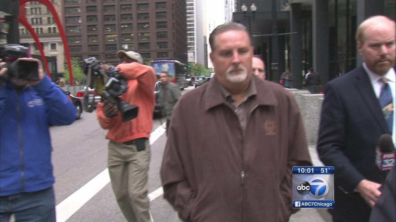 Bribery investigation involving red light camera program