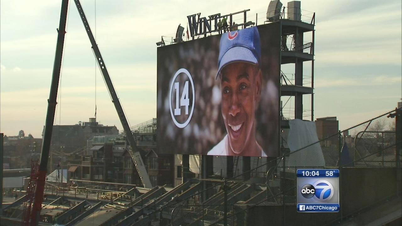 Judge refuses to stop Wrigley Field video board