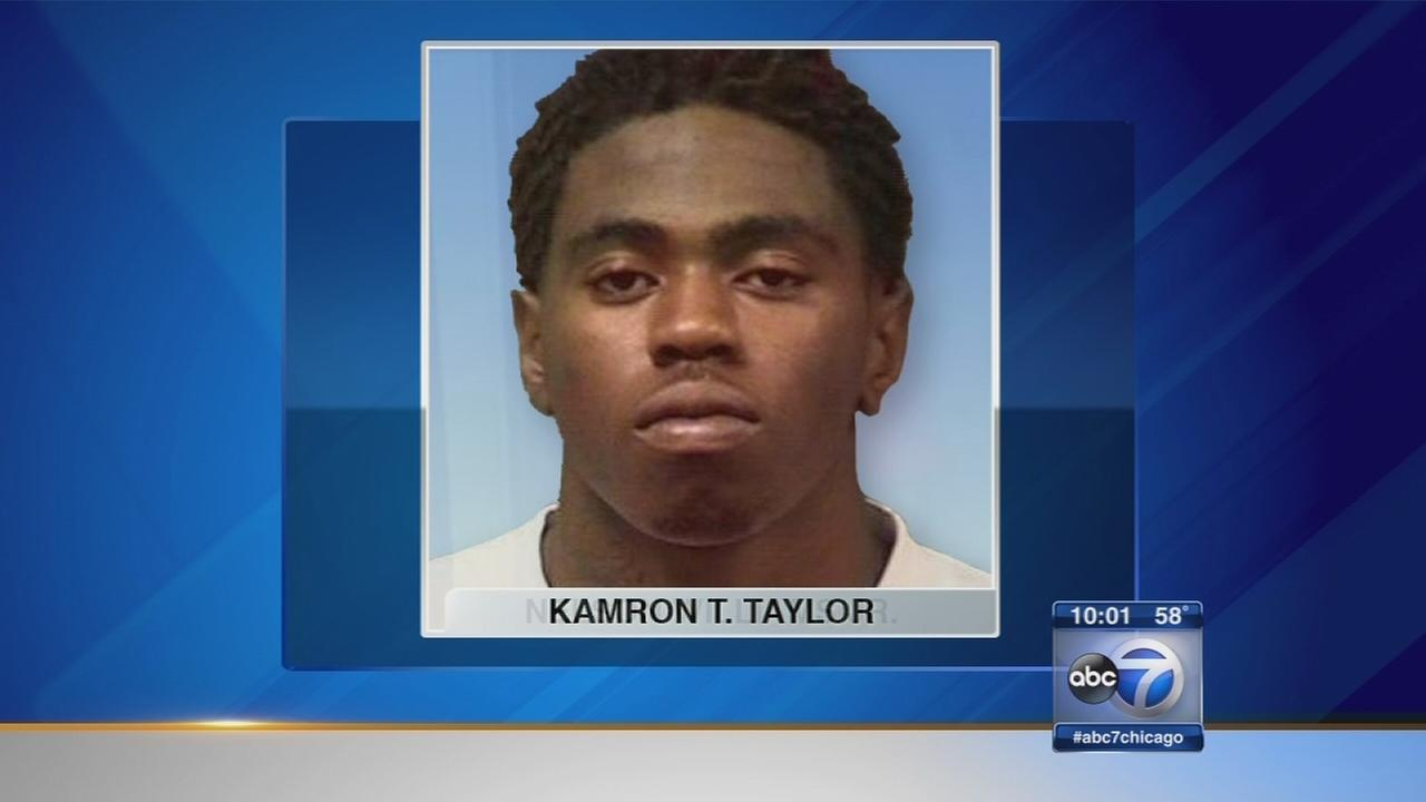 manhunt for escaped killer kamron taylor continues in