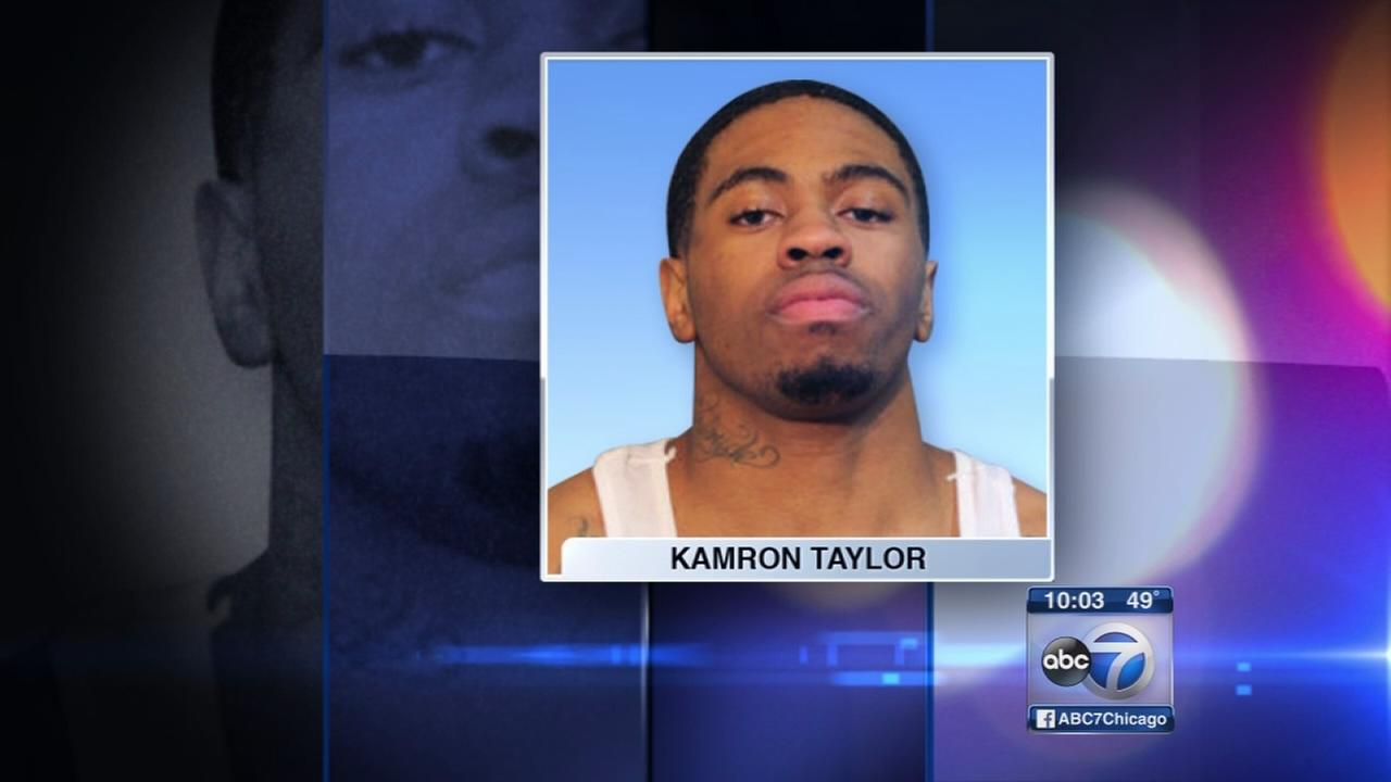 Kamron Taylor, escaped killer, caught in Chicago