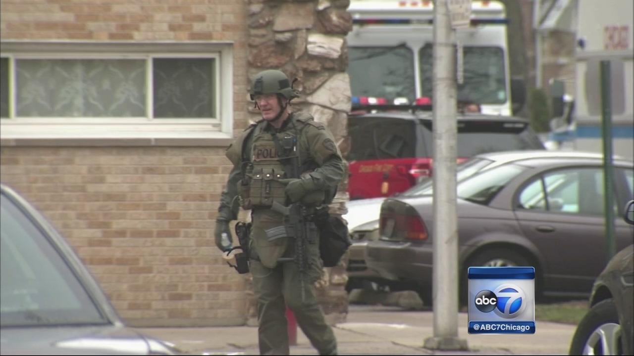 Police: Father with gun held children hostage in Montclare