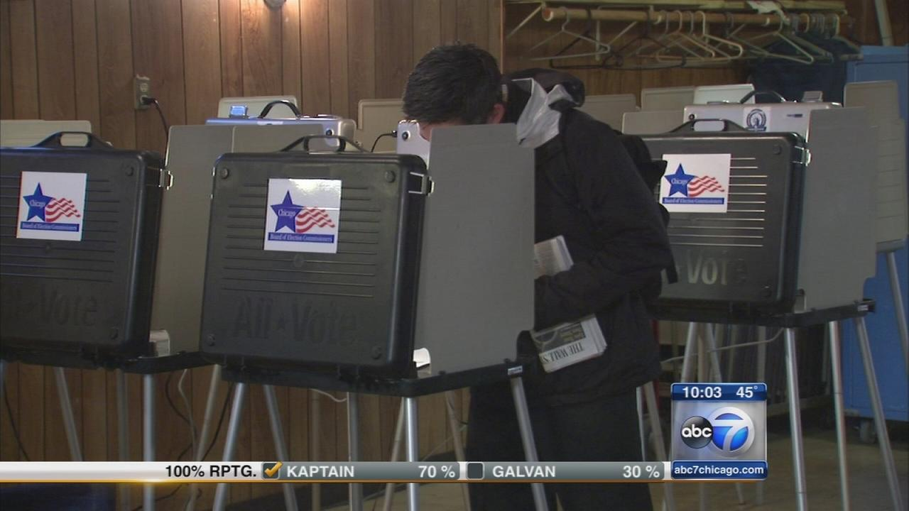 Voter turnout predicted at 40 percent
