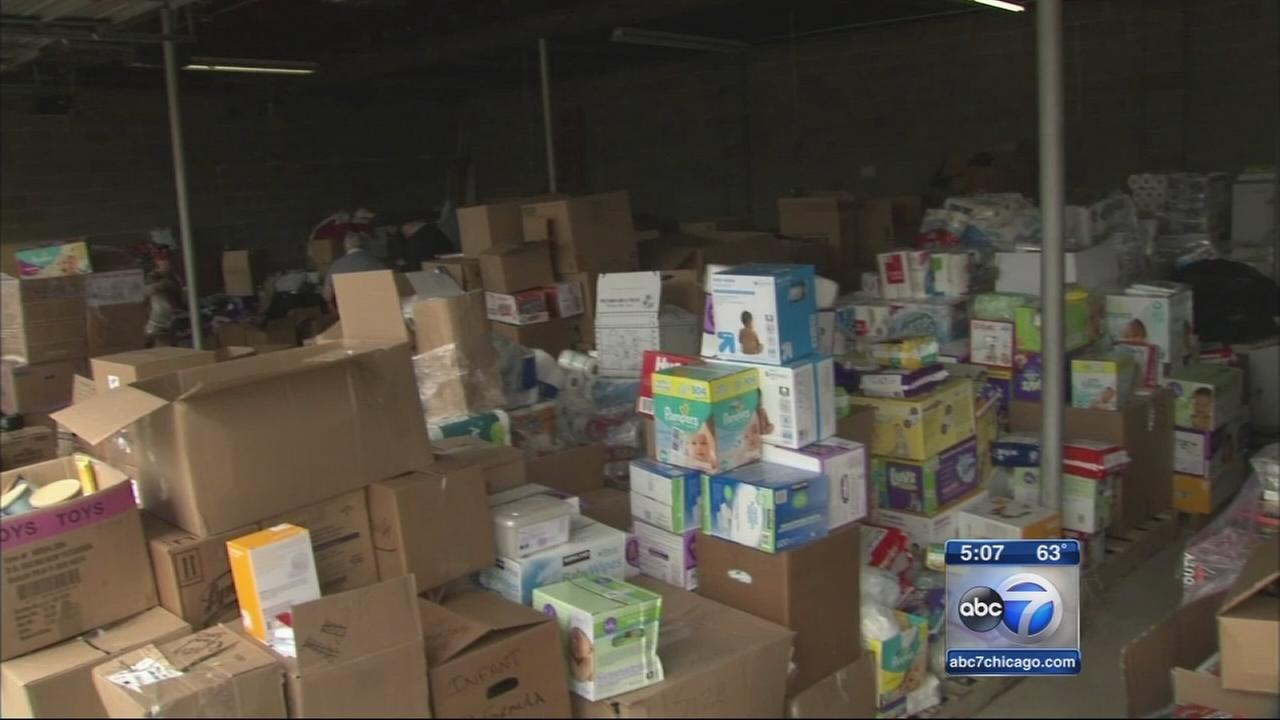 Help centers offer support for tornado victims