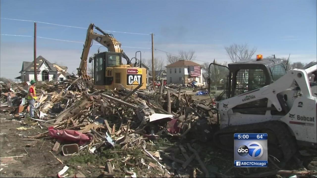 Fairdale tornado 911 calls released