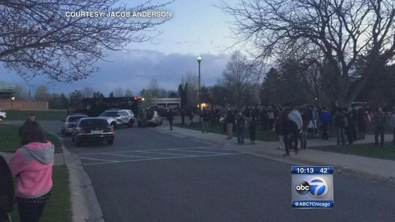 Valparaiso students ordered to shelter in place