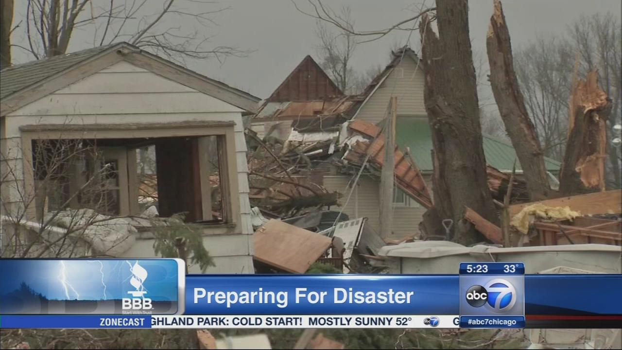 Prepare for natural disasters with tips from BBB