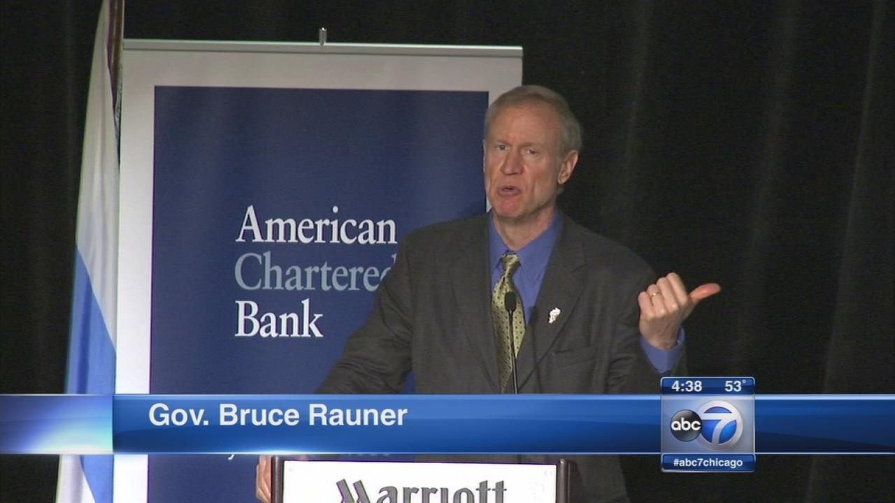 Suburban mayors criticize Rauner budget cuts