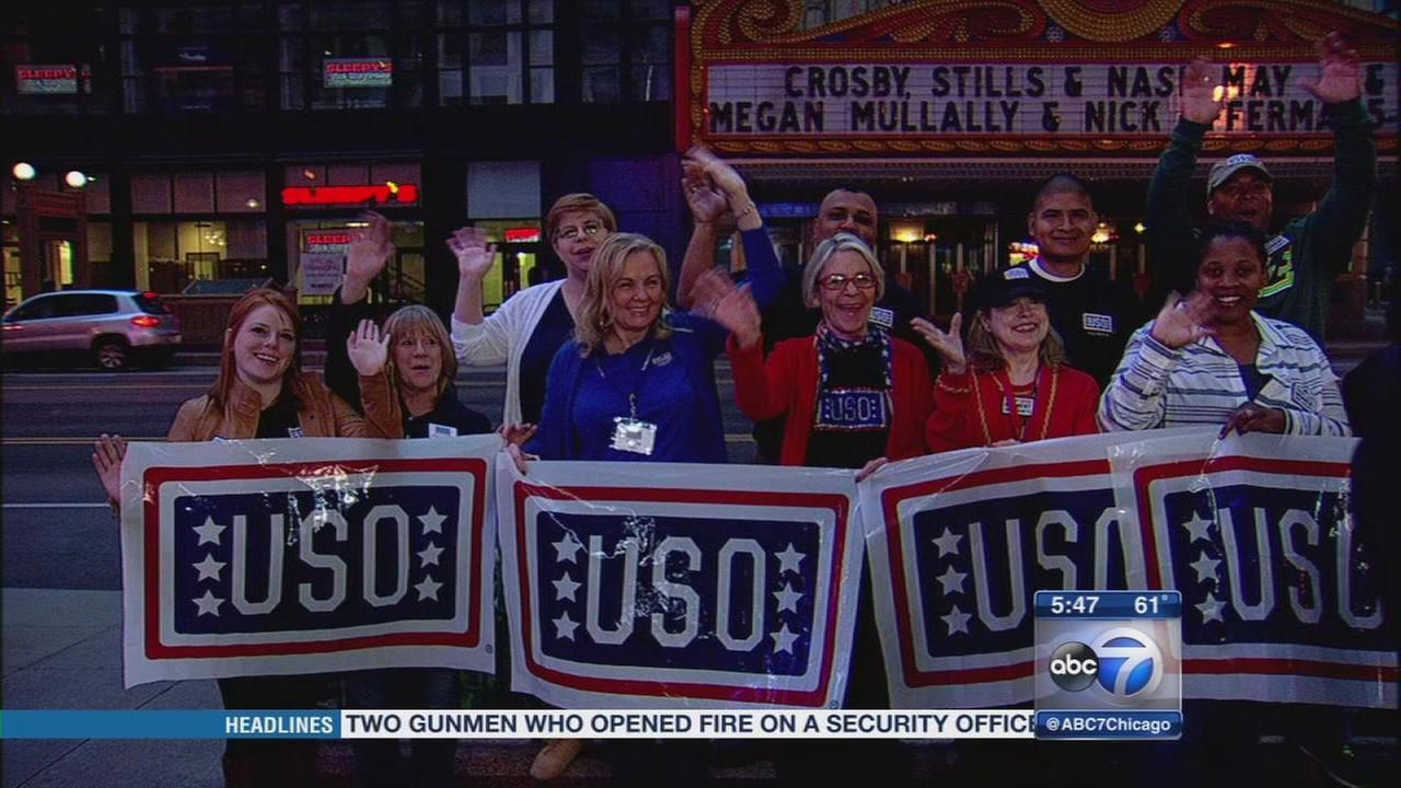 Military Mondays: USO of Illinois