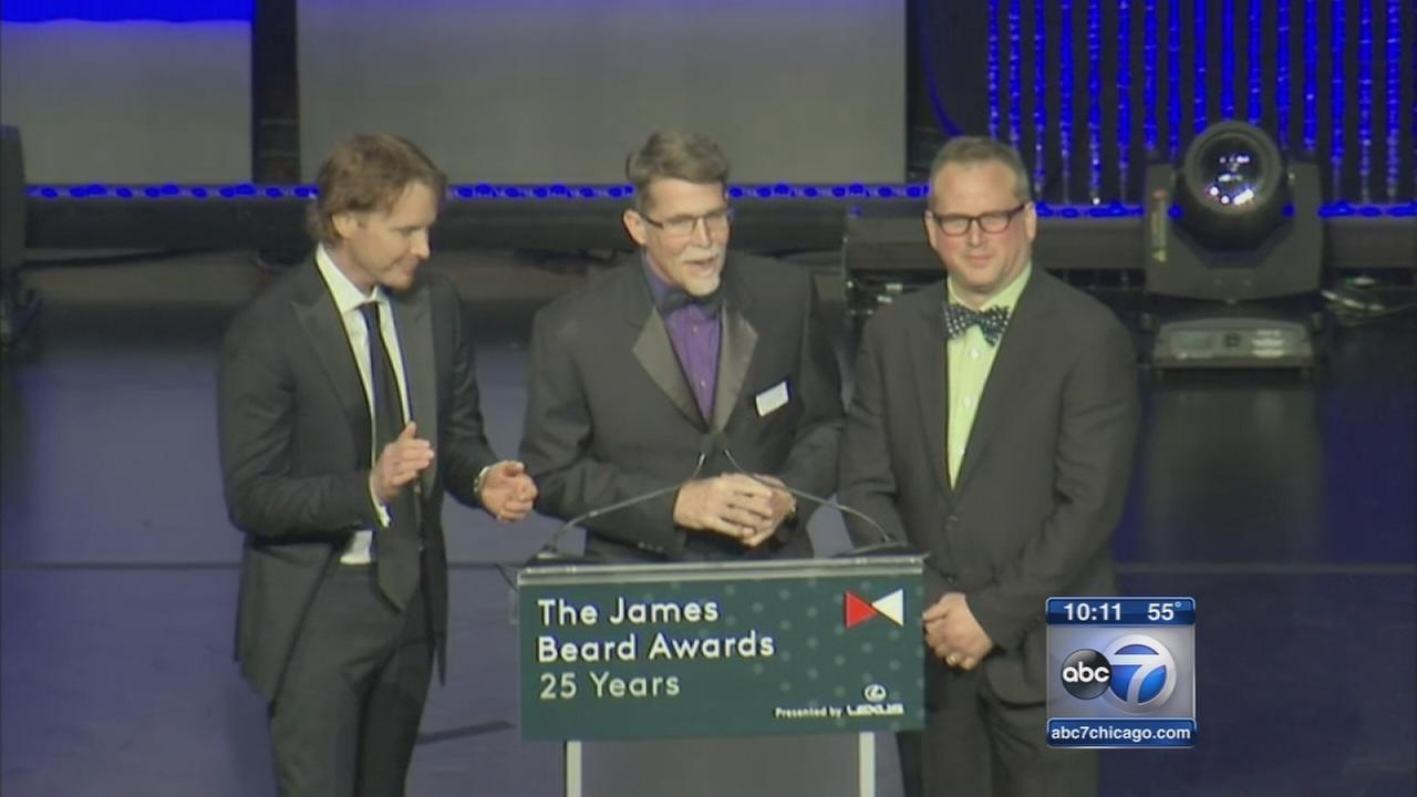 Chicago hosts James Beard Awards for culinary excellence