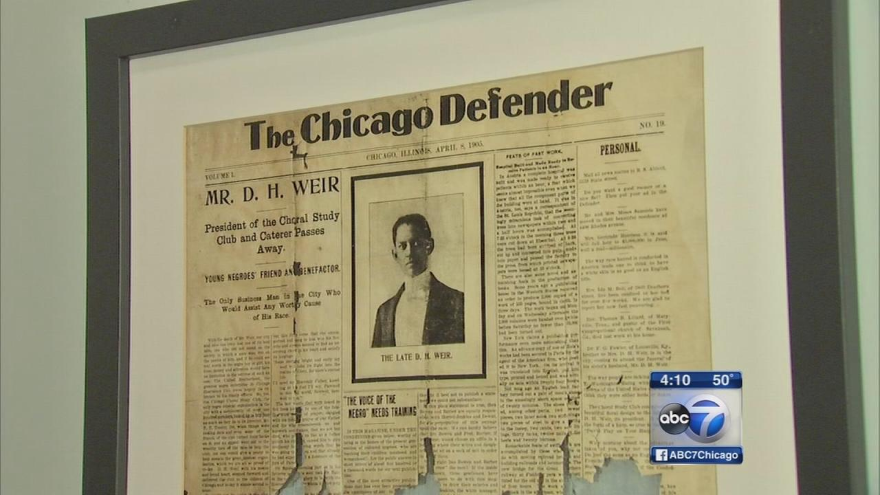 Chicago Defender marks 110 year anniversary