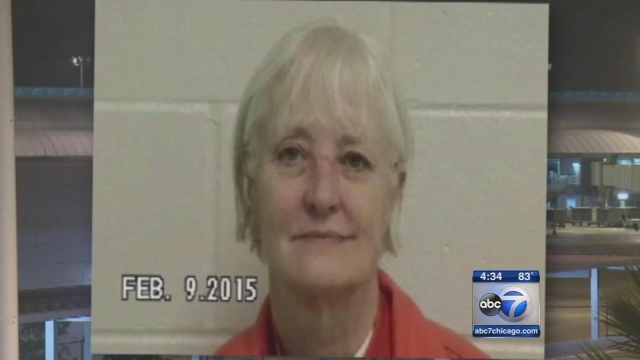 Serial stowaway held at Cook Co Jail