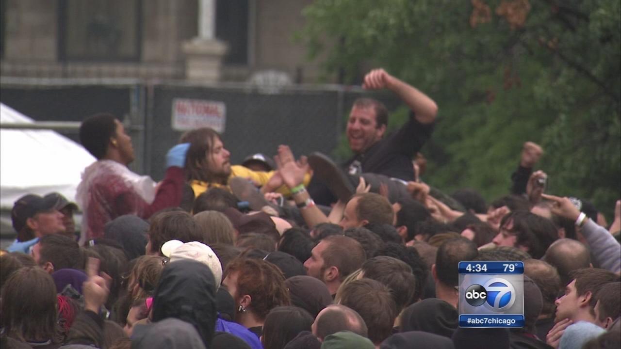 Riot Fest makes waves in Humboldt Park