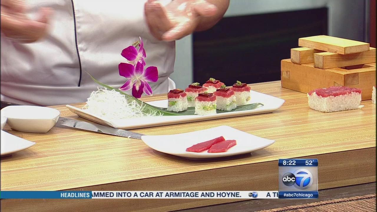 Top Chicago chefs featured in A Taste for the Arts