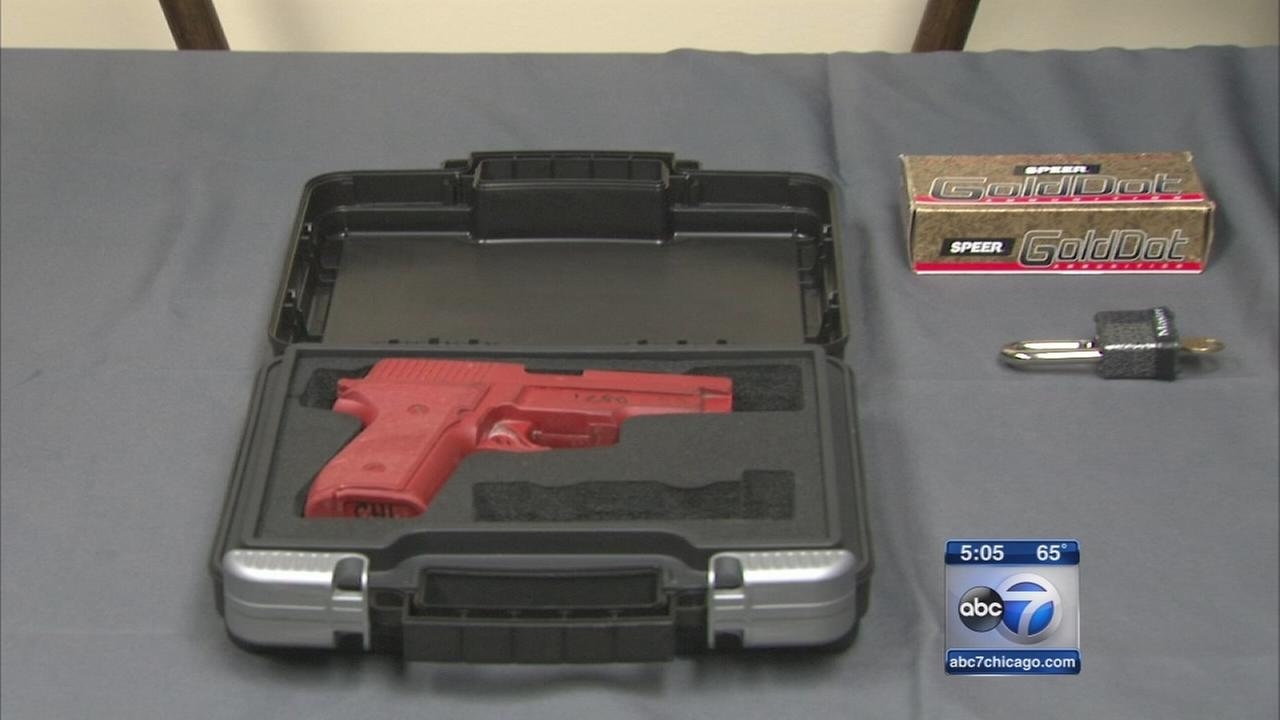 TSA educates public on flying with guns