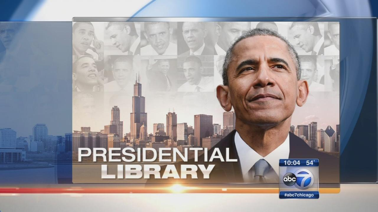 Obama library location to be announced Tuesday