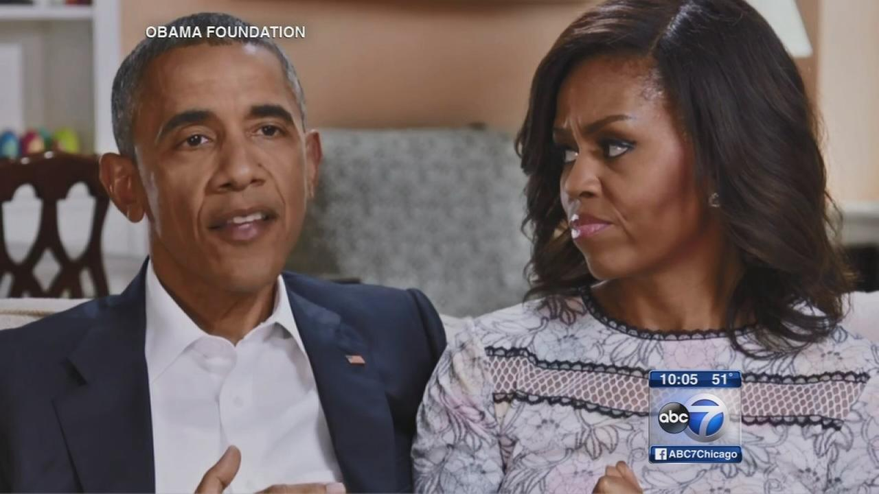 Obama library to be built on Chicagos South Side