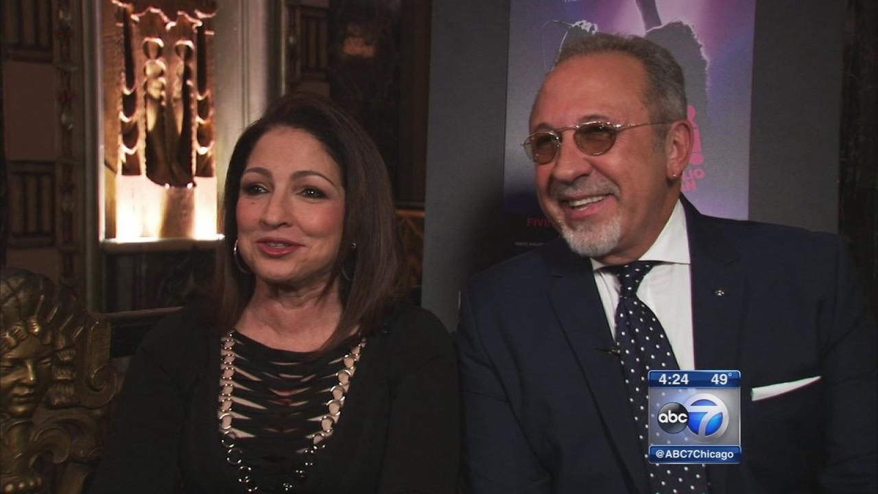 Gloria Estefan musical to premiere in Chicago