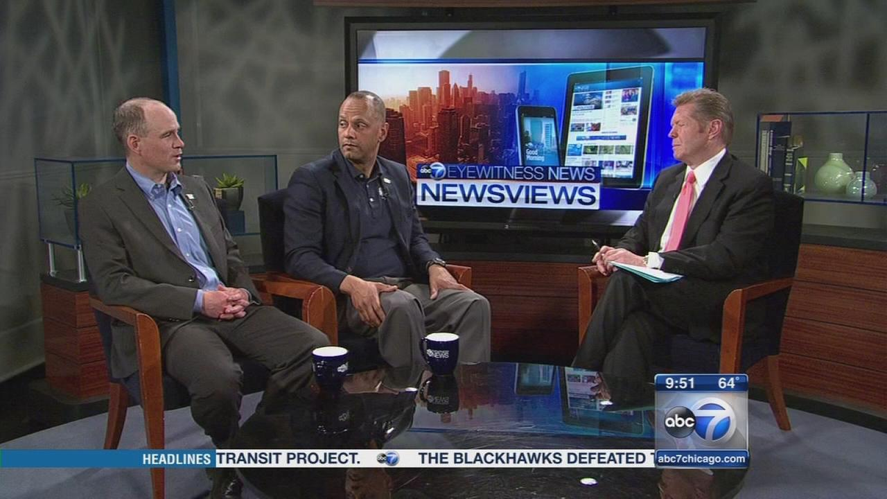Newsviews: Cook County Forest Preserves