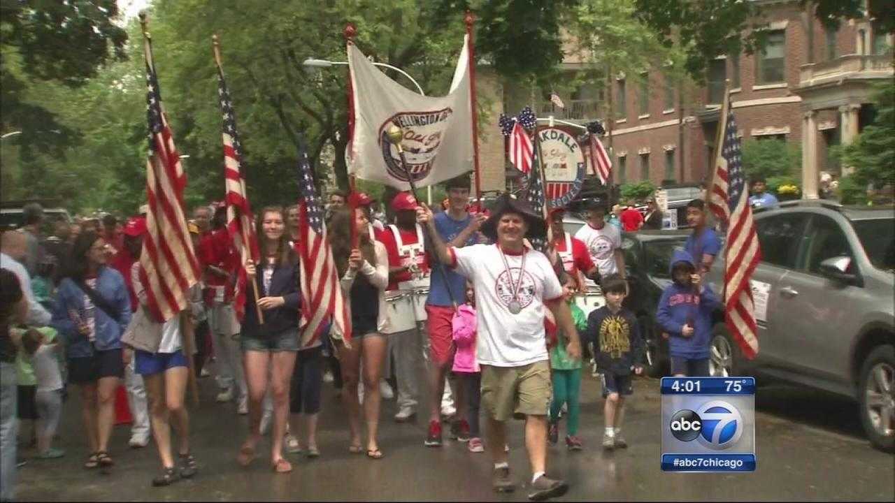 Fallen soldiers honored at Memorial Day services