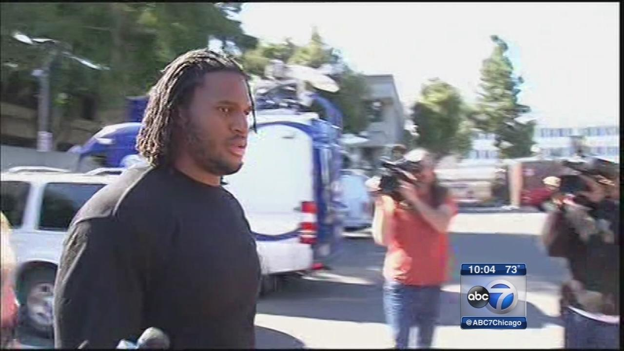 Bears release Ray McDonald after domestic violence arrest