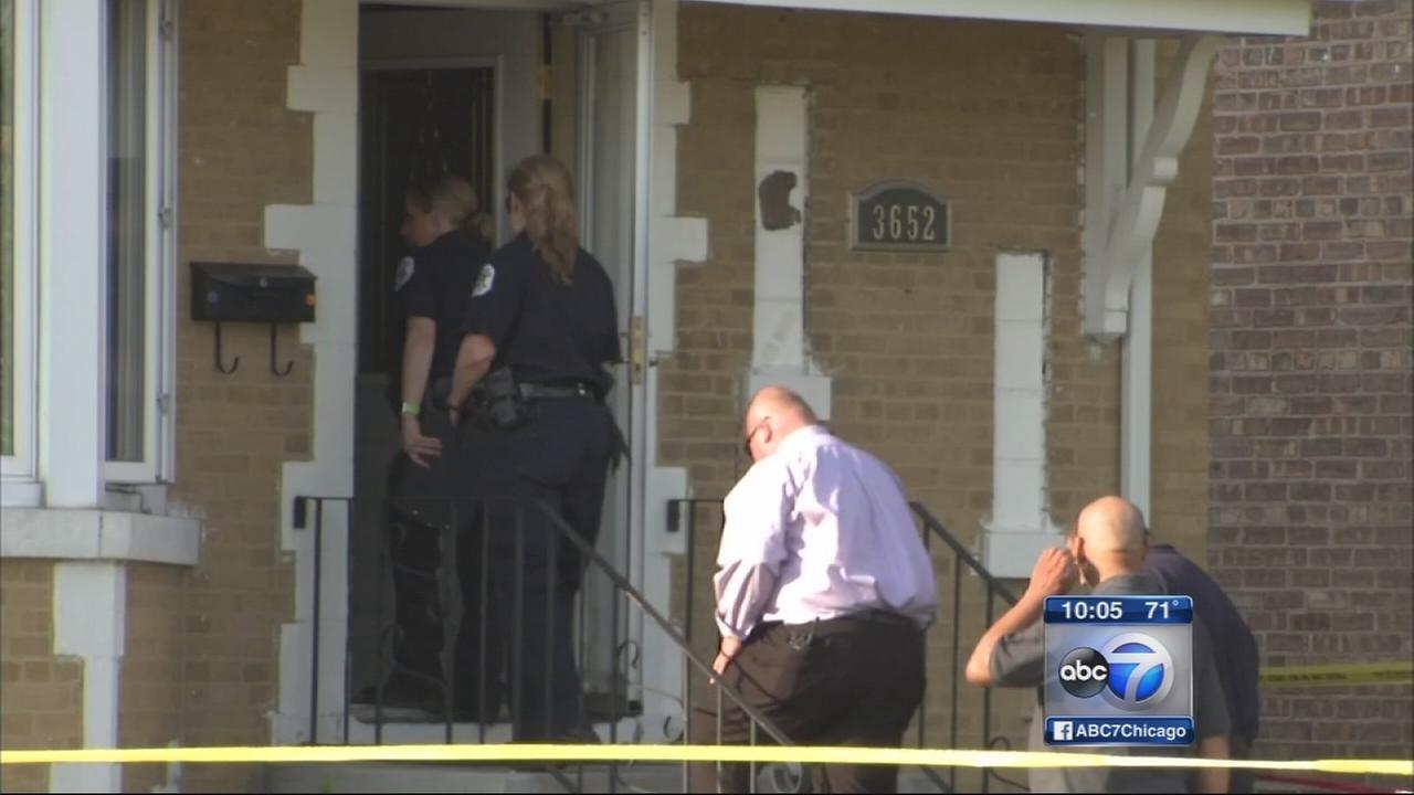Mother, son found dead inside Southwest Side home