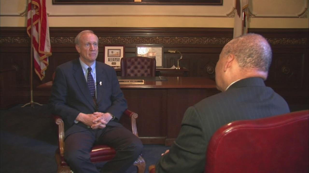 Exclusive: Rauner interview