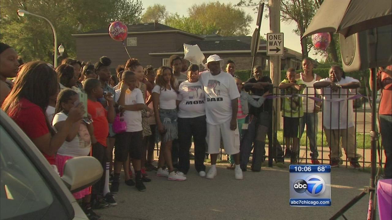 Slain teen Endia Martin remembered by family, friends