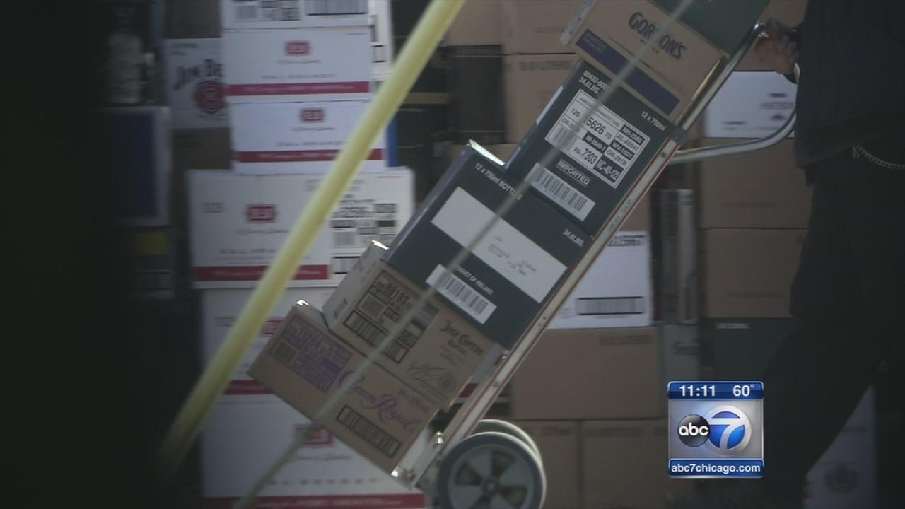 Illegal liquor deliveries across state borders costing Illinois millions