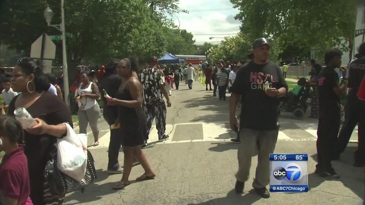 St. Sabina block party continues despite ?Chiraq? objections