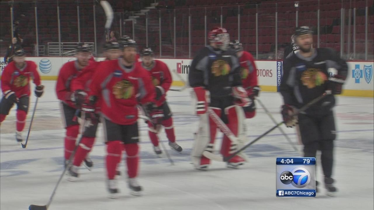 Blackhawks fans prepare for Game 6