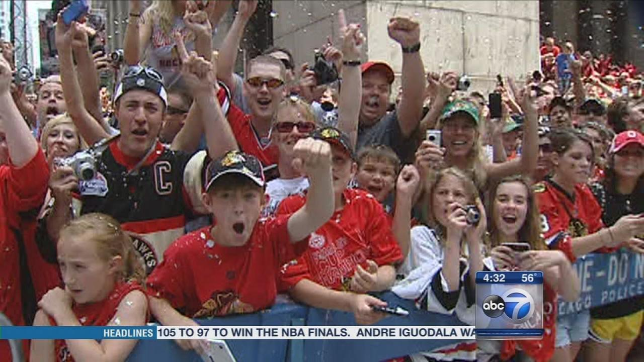 Blackhawks rally tickets available Wednesday