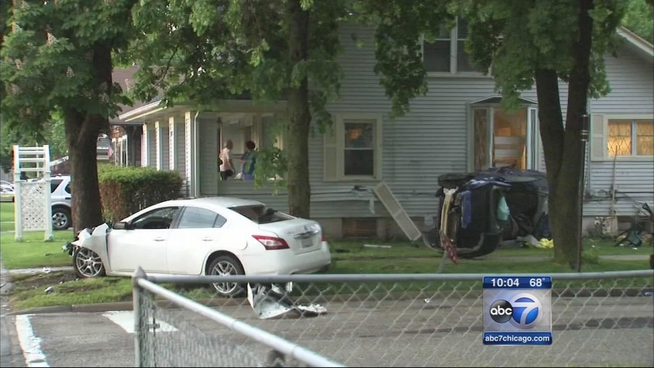 Fatal Elgin crash involved fugitive